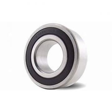 95 mm x 170 mm x 43 mm  SKF NU 2219 ECJ  Cylindrical Roller Bearings